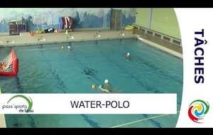ENF2 Pass'sports de l'eau - Water-polo