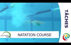 ENF2 Pass'sports de l'eau - Natation course